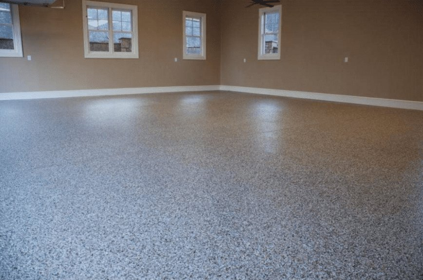 Epoxy Flooring Application Is Done Right